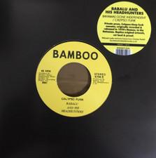 """Babalu & His Headhunters - Bahamas Gone Independent - 7"""" Vinyl"""