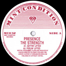 "Presence - The Strength - 12"" Vinyl"