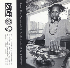 Damu The Fudgemunk - Public Assembly - Cassette