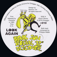 "Black Sun - Special 12"" Disco Version - 12"" Vinyl"