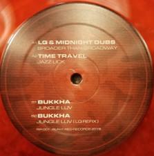 "Various Artists - Run It Red 001 - 12"" Vinyl"