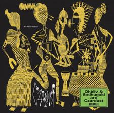 Czardust (Ohbliv & Sadhugold) - The Ra(w) Material - LP Vinyl