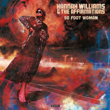 Hannah Williams & The Affirmations - 50 Foot Woman - LP Vinyl