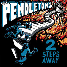 The Pendeltons - 2 Steps Away - LP Vinyl