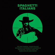 Chris Hound - Spaghetti Italians CSD - Cassette CSD