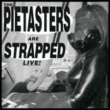 The Pietasters - Strapped Live! CSD - Cassette