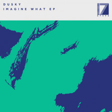 "Dusky - Imagine What Ep - 12"" Vinyl"