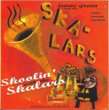 The Skalars - Skoolin' With The Skalars CSD - Cassette