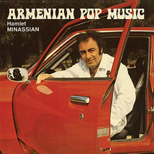 Hamlet Minassian - Armenian Pop Music - LP Vinyl