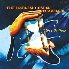 The Harlem Gospel Travellers - He's On Time - Cassette