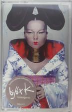 Bjork - Homogenic - Cassette