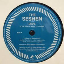 "The Seshen - Dive / 4AM - 7"" Vinyl"