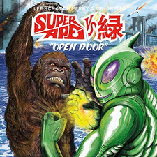 Lee Scratch Perry & Mr. Green - Super Ape Vs. Open Door - LP Vinyl