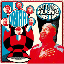 Pat Thomas & Kwashibu Area Band - Obiaa! - LP Vinyl