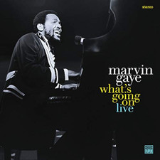 Marvin Gaye - What's Going On Live - 2x LP Vinyl