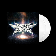 Babymetal - Metal Galaxy - 2x LP Clear Vinyl