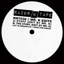 "Mr. K - Edits - 12"" Vinyl"