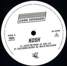 "Kosh - Null 212 - 12"" Vinyl"