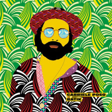 Gabriele Poso - Batik - LP Vinyl