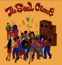 The Soul Chance - The Soul Chance - LP Colored Vinyl