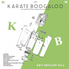 Karate Boogaloo - KB's Mixtape No. 2 - LP Vinyl