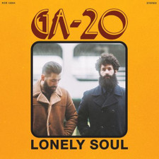 GA-20 - Lonely Soul - Cassette