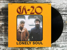 GA-20 - Lonely Soul - LP Vinyl