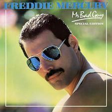 Freddie Mercury - Mr. Bad Guy - LP Vinyl