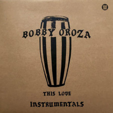 Bobby Oroza - This Love Instrumentals - LP Colored Vinyl