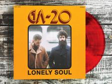 GA-20 - Lonely Soul - LP Colored Vinyl