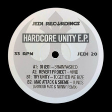 "Various Artists - Hardcore Unity Ep - 12"" Vinyl"