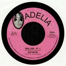 "New Horizon - True Love (Pt. 1 & 2) - 7"" Vinyl"