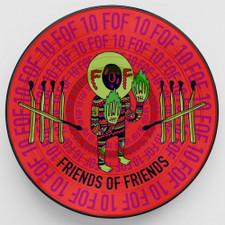 Various Artists - Friends Of Friends At 10 - LP Picture Disc Vinyl