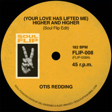 "Otis Redding / Gerri Granger - Higher & Higher / I Go To Pieces (Edits) - 7"" Vinyl"