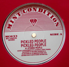 "Pickled People - Pickled People - 12"" Vinyl"
