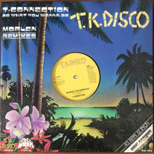 "T-Connection - Do What You Wanna Do (Moplen Remixes) - 12"" Vinyl"