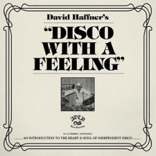 Various Artists - Disco With A Feeling - LP Vinyl