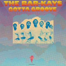 The Bar-Kays - Gotta Groove - LP Vinyl
