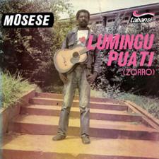 Lumingu Puati - Mosese - LP Vinyl