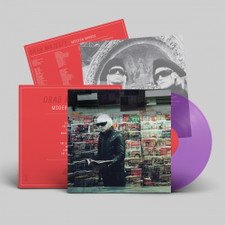 Drab Majesty - Modern Mirror - LP Purple Vinyl