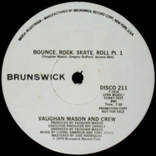"Vaughan Mason - Bounce, Rock, Skate, Roll - 12"" Vinyl"