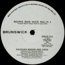 "Vaughan Mason - Bounce, Skate - 12"" Vinyl"