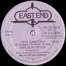 """Miroslav Vitous - New York - 12"""" Vinyl"""