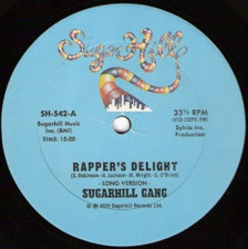 "Sugarhill Gang - Rappers Delight - 12"" Vinyl"