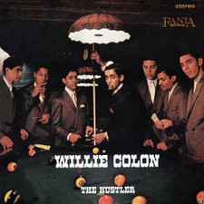 Willie Colon - The Hustler (2019 Reissue) - LP Vinyl