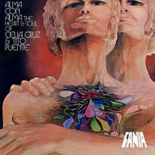 Celia Cruz & Tito Puente - Alma Con Alma - LP Vinyl