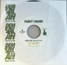 """DJ Center feat Akoya Afrobeat - Dem Say Ah - 7"""" Vinyl"""