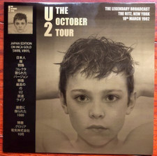 U2 - The October Tour - LP Colored Vinyl