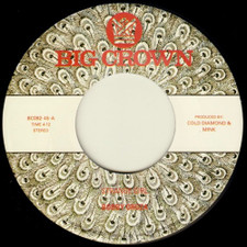 """Bobby Oroza - Strange Girl / Down On My Knees - 7"""" Vinyl"""