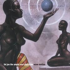 Fat Jon - Wave Motion - 2x LP Vinyl